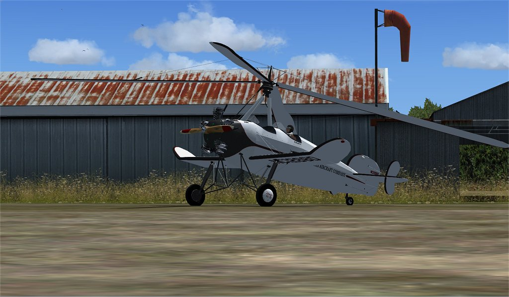 GOLDEN AGE - PITCAIRN PACKAGE FOR FSX