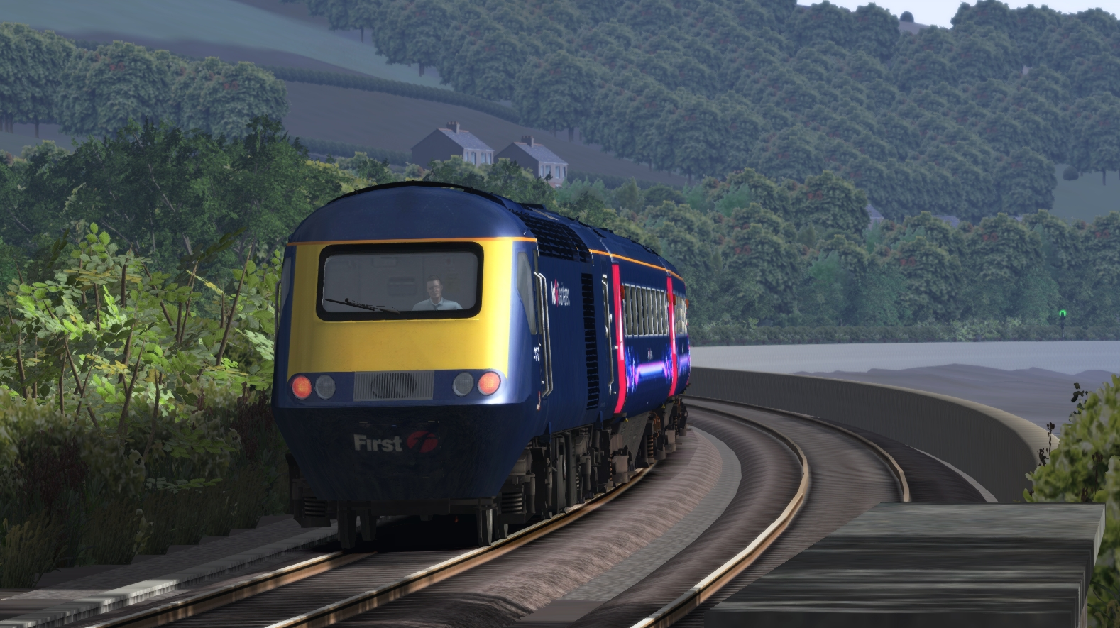 JUSTTRAINS - SOUTH DEVON MAIN LINE