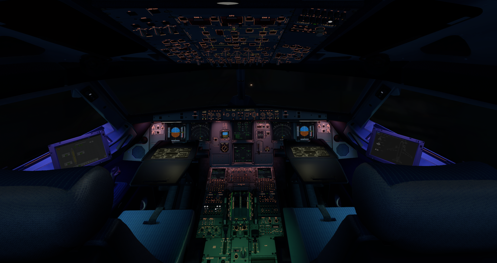 AVIACRAFT INC. - MATAVIA LIGHTS - FOR FLIGHT FACTOR A320 X-PLANE 11