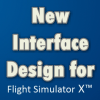 AR MODS - NEW INTERFACE DESIGN FOR FSX
