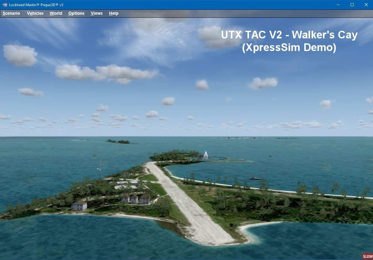 FLIGHT 1 - ULTIMATE TERRAIN X TROPICAL AMERICA AND CARIBBEAN V2 FSX P3D