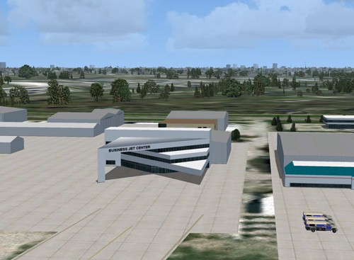 BLUEPRINT - DALLAS LOVE FIELD KDAL FSX