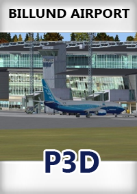 AERO FILES - BILLUND AIRPORT PREPAR3D