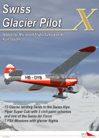 DFS - SWISS GLACIER PILOT VOLUME 1 FSX (DOWNLOAD)