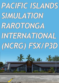PACIFIC ISLANDS SIMULATION - RAROTONGA INTERNATIONAL (NCRG) FSX P3D