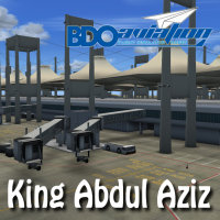BDOAVIATION - KING ABDUL AZIZ INTERNATIONAL AIRPORT FSX