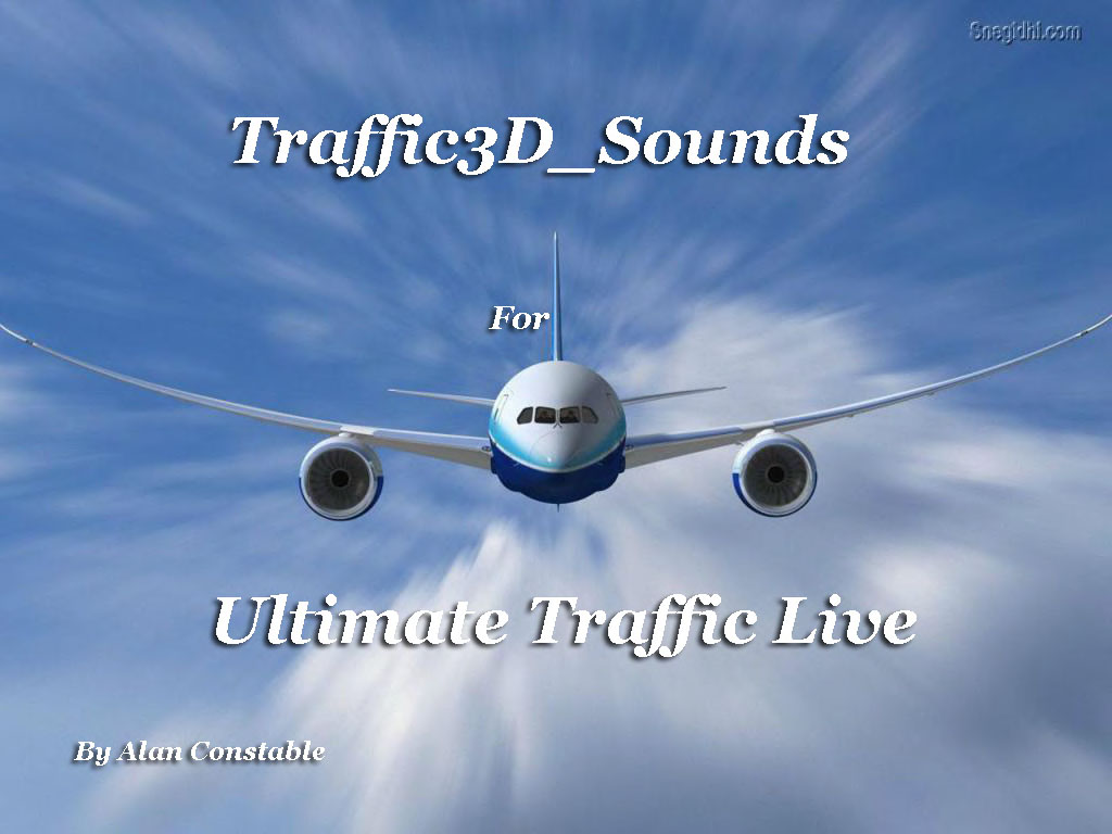 A CONSTABLE - TRAFFIC3D SOUNDS FOR ULTIMATE TRAFFIC LIVE