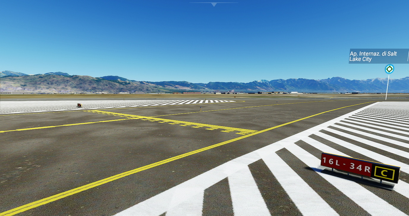 BREDOK3D - KSLC - SALT LAKE CITY INTERNATIONAL - MEGA AIRPORT MSFS