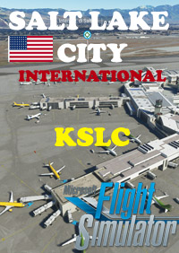 INFORMATICA AZ - KSLC - SALT LAKE CITY INTERNATIONAL - MEGA AIRPORT MSFS