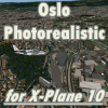 TABURET - OSLO PHOTOREALISTIC FOR X-PLANE 10