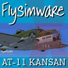 FLYSIMWARE LLC - BEECHCRAFT AT-11 KANSAN X FSX P3D