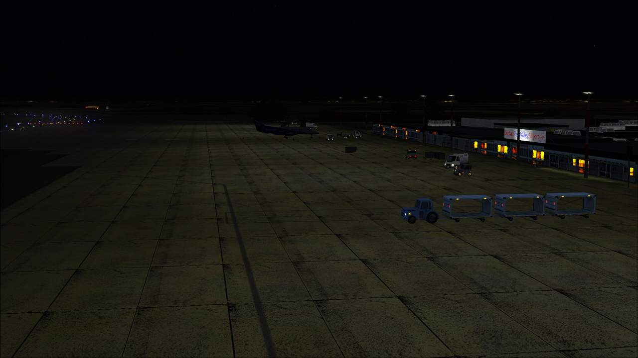 SOARFLY CONCEPTS - FLAGSHIP DURHAM TEES VALLEY AIRPORT FSX