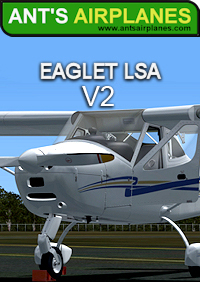 ANTS AIRPLANES - EAGLET V2 FSX P3D