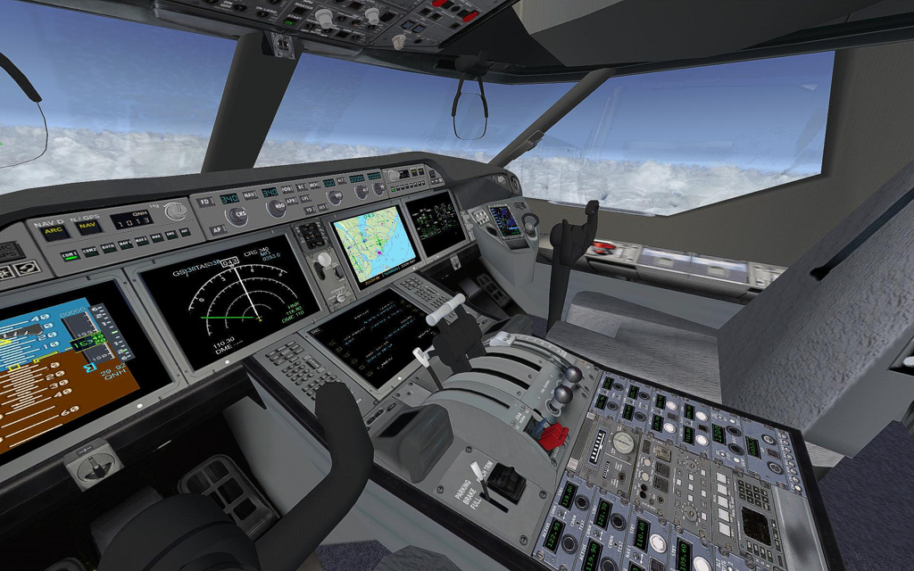 AFS-DESIGN - BOEING COLLECTION - UNITED AIRLINES FSX