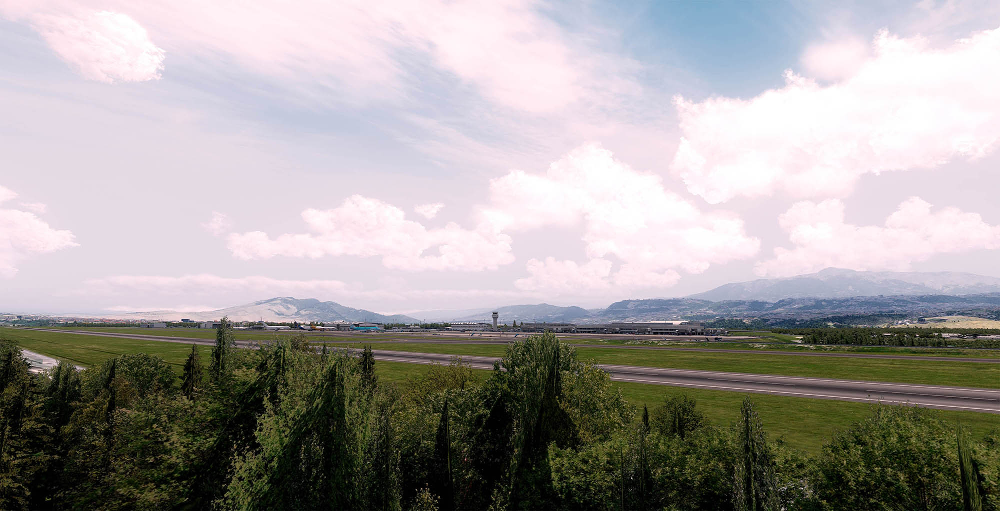 FLIGHTBEAM STUDIOS - SEQM - MARISCAL SUCRE (QUITO) INTERNATIONAL P3D4 P3D5