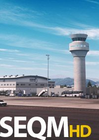 FLIGHTBEAM STUDIOS - SEQM - MARISCAL SUCRE (QUITO) INTERNATIONAL P3Dv4