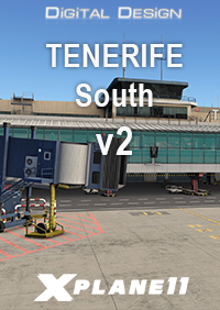 DIGITAL DESIGN - TENERIFE V2 XP11