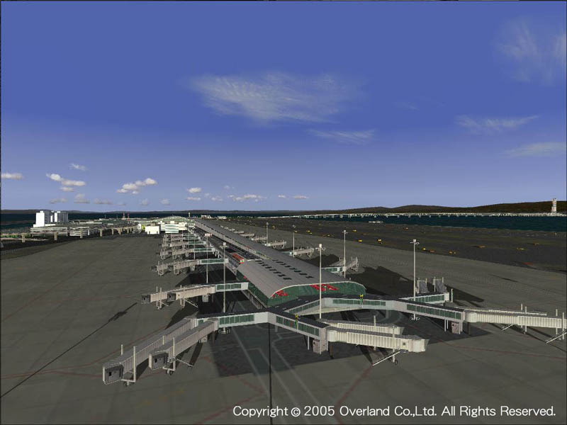OVERLAND - JAPANESE AIRPORTS VOL5