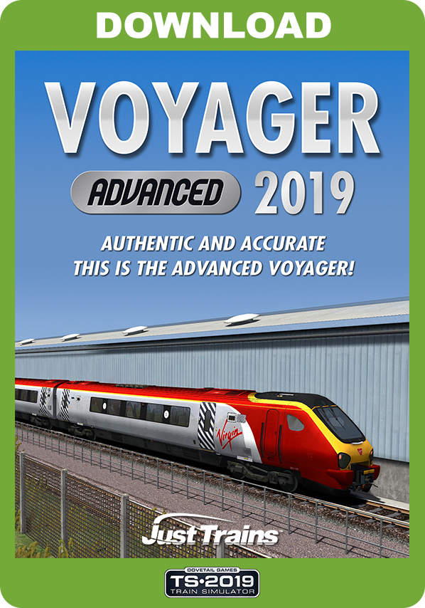 JUSTTRAINS - VOYAGER ADVANCED