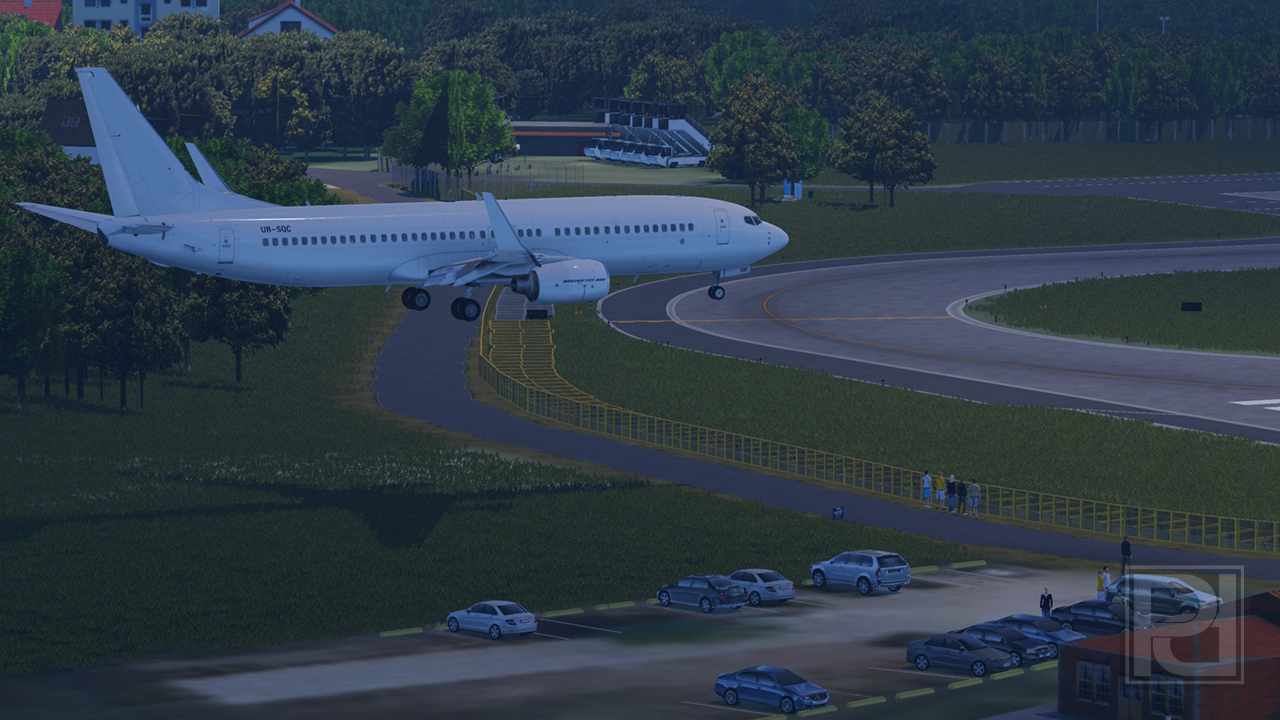 PYREEGUE DEV CO. - TIVAT XP X-PLANE 11