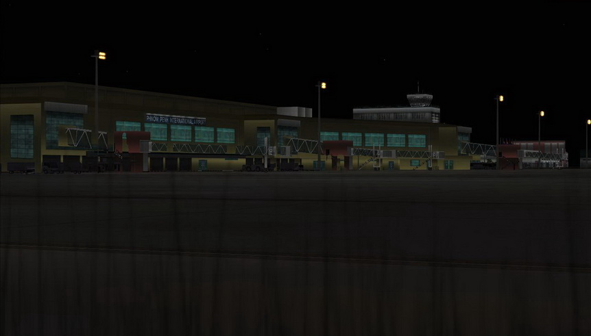 ONET VALLEY - PHNOM PENH INTERNATIONAL AIRPORT CAMBODIA FS2004