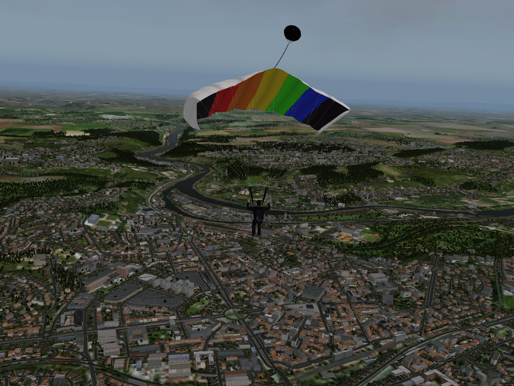 TABURET - PRAGUE PHOTOREALISTIC FOR X-PLANE 10