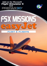 PERFECT FLIGHT - FSX MISSIONS EASYJET FSX/P3D