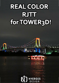 NYERGES DESIGN - REAL COLOR RJTT FOR TOWER! 3D
