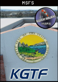 KGTF GREAT FALLS INTERNATIONAL AIRPORT MSFS