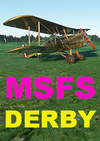 TABURET - DERBY AIRFIELD MSFS