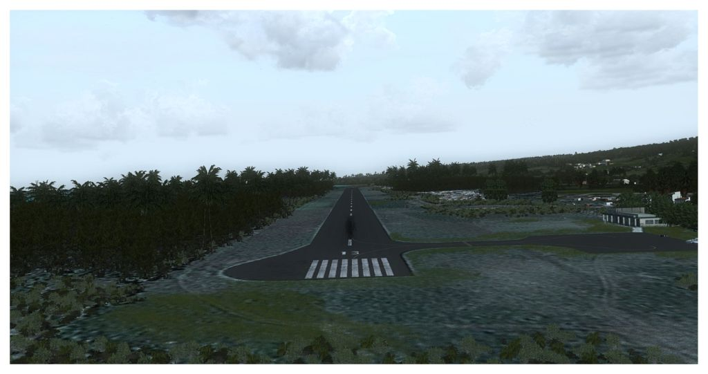 AFRICAN SCENERY DEVELOPMENT GROUP - MOHELI BANDAR ES ESLAM AIRPORT COMORES FSX