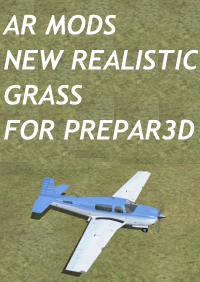 AR MODS - NEW REALISTIC GRASS FOR PREPAR3D