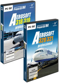 AEROSOFT - A320 FAMILY PROFESSIONAL BUNDLE P3D