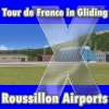 RAS - TOUR DE FRANCE IN GLIDING + ROUSSILLON AIRPORTS BUNDLE