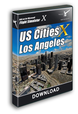AEROSOFT - US CITIES X - LOS ANGELES FSX P3D