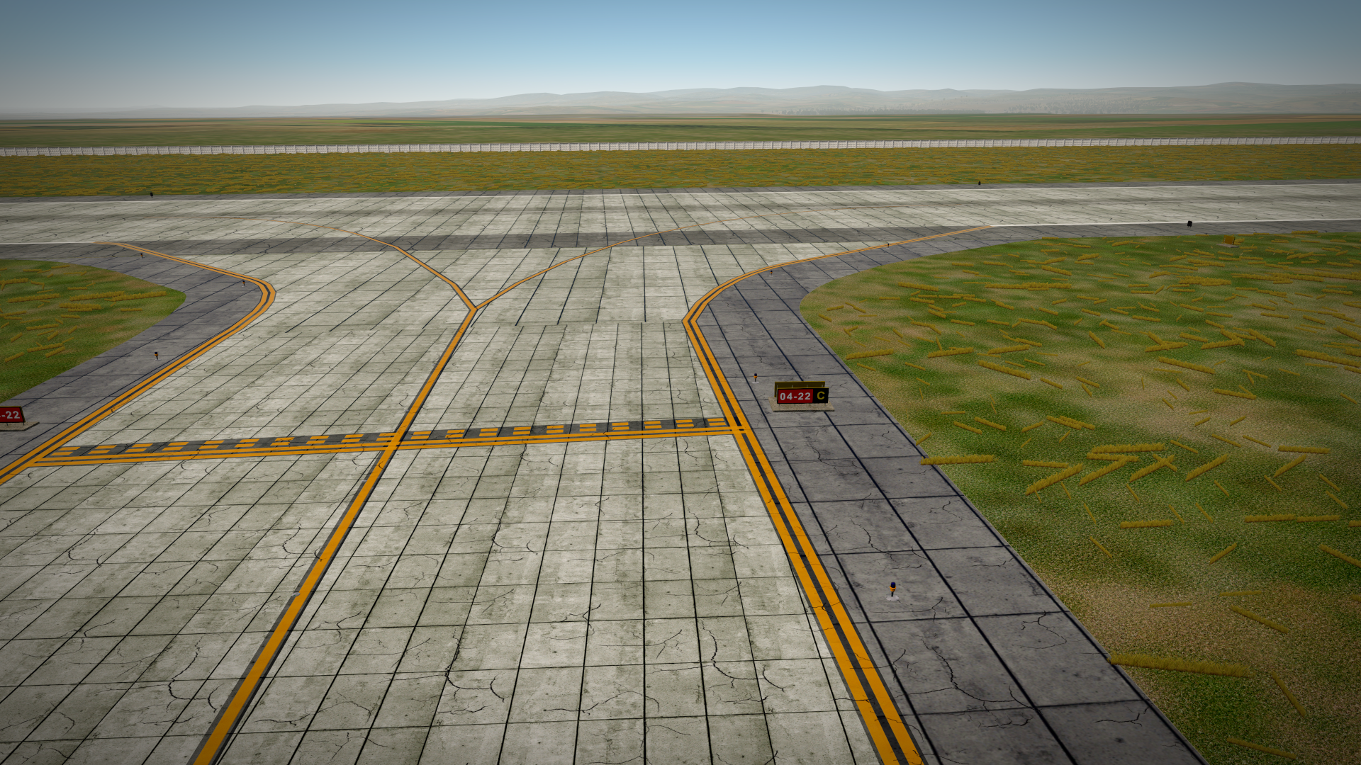 TWOPILOTS SCENERY DEVELOPMENT - BURGAS LBBG AIRPORT XP11