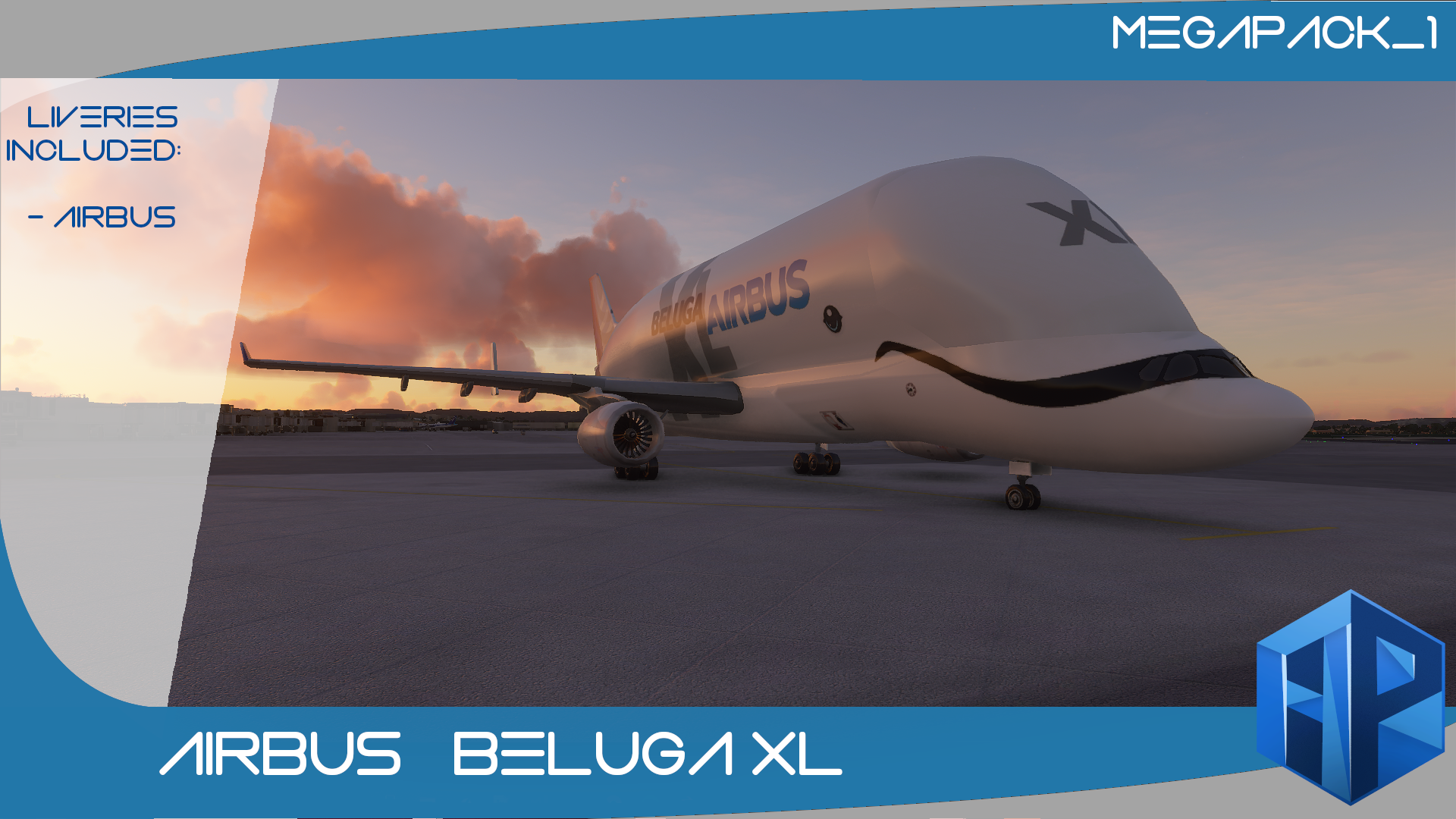 AZURPOLY - DEVELOPERS-STATICS-AIRCRAFTS-MEGAPACK1 MSFS