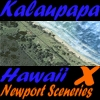 NEWPORT - KALAUPAPA HAWAII X