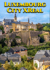 SAMSCENE - LUXEMBOURG CITY XREAL FOR FSX P3D
