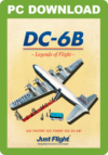 JUSTFLIGHT - DC-6B LEGENDS OF FLIGHT (DOWNLOAD)
