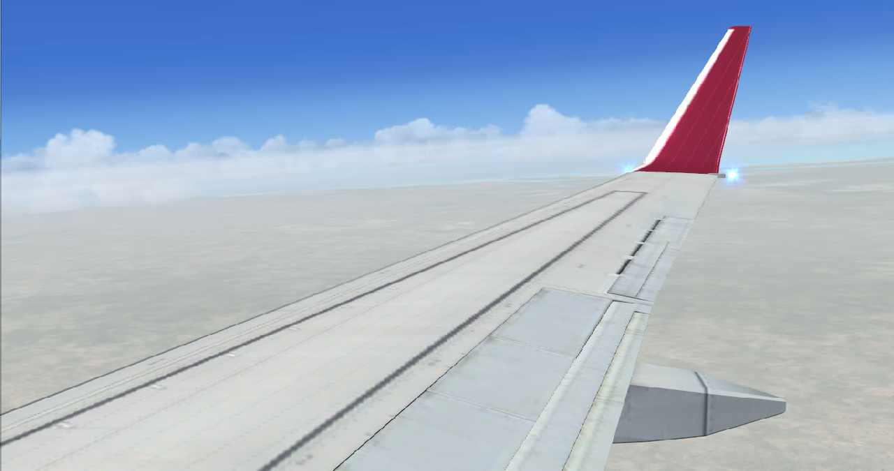 SIMPLE FSX MISSIONS - CHALLEGING APPROACHES