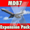 CLS - MD87 JETLINER EXPANSION PACK FSX