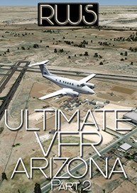 REALWORLDSCENERY - ULTIMATE VFR ARIZONA PART 2