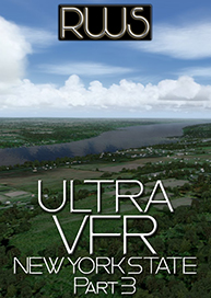 REALWORLDSCENERY - ULTRA VFR NEW YORK STATE PART 3