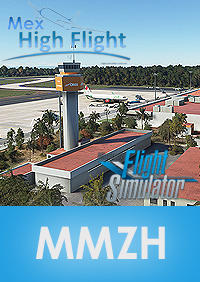 MEX HIGH FLIGHT - MMZH IXTAPA-ZIHUATANEJO INTL AIRPORT MSFS