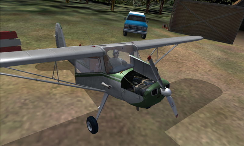 SIMFLIGHT3D - CLASSIC TRAINER BUNDLE '58 C172 & '47 C140 FSX
