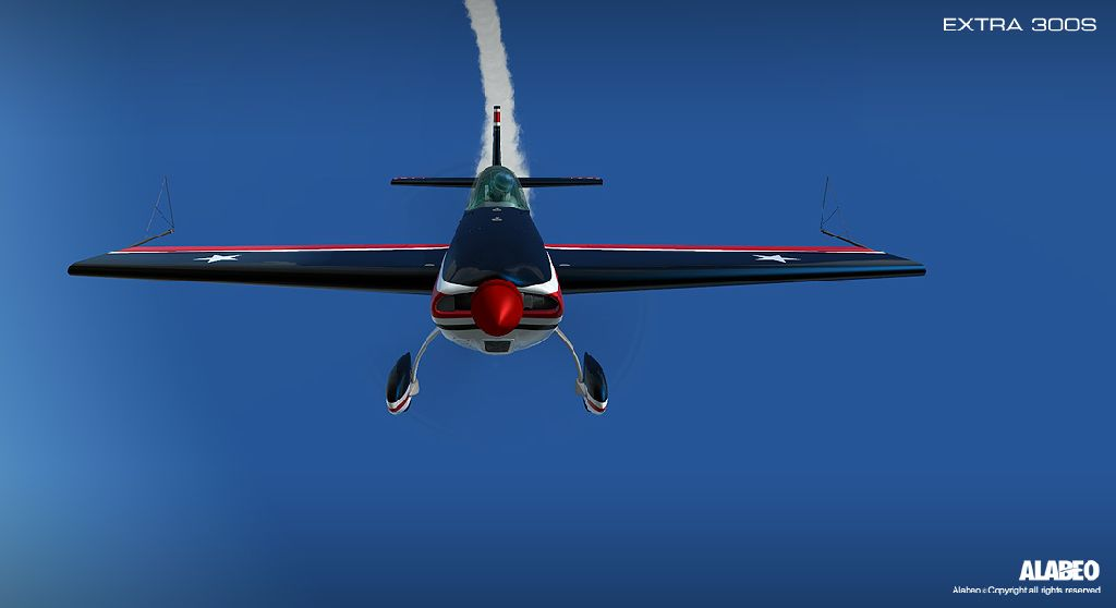 ALABEO - EXTRA 300S FSX P3D