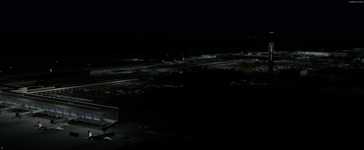 FSIMSTUDIOS - CANCUN INTERNATIONAL AIRPORT MMUN P3D4