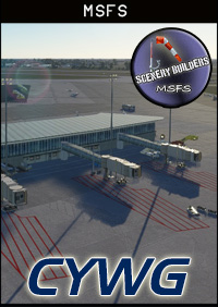 FSXCENERY - CYWG JAMES ARMSTRONG RICHARDSON INTERNATIONAL AIRPORT MSFS
