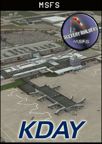 KDAY JAMES M COX DAYTON INTERNATIONAL AIRPORT MSFS